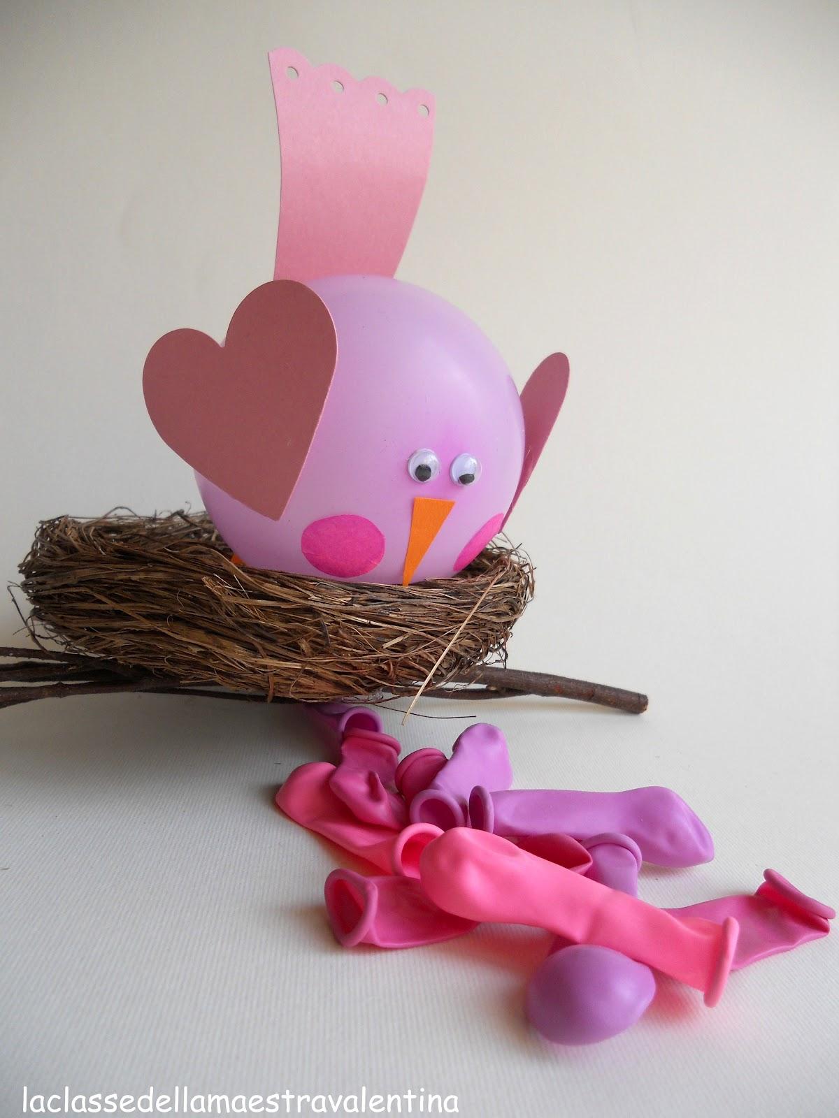 La classe della maestra valentina un nido pieno di uccellini for La classe della maestra