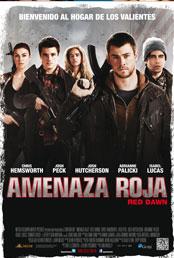 Amenaza Roja (2013) Online