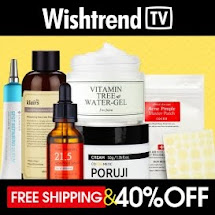 Best korean skincare & makeup on WISHTREND