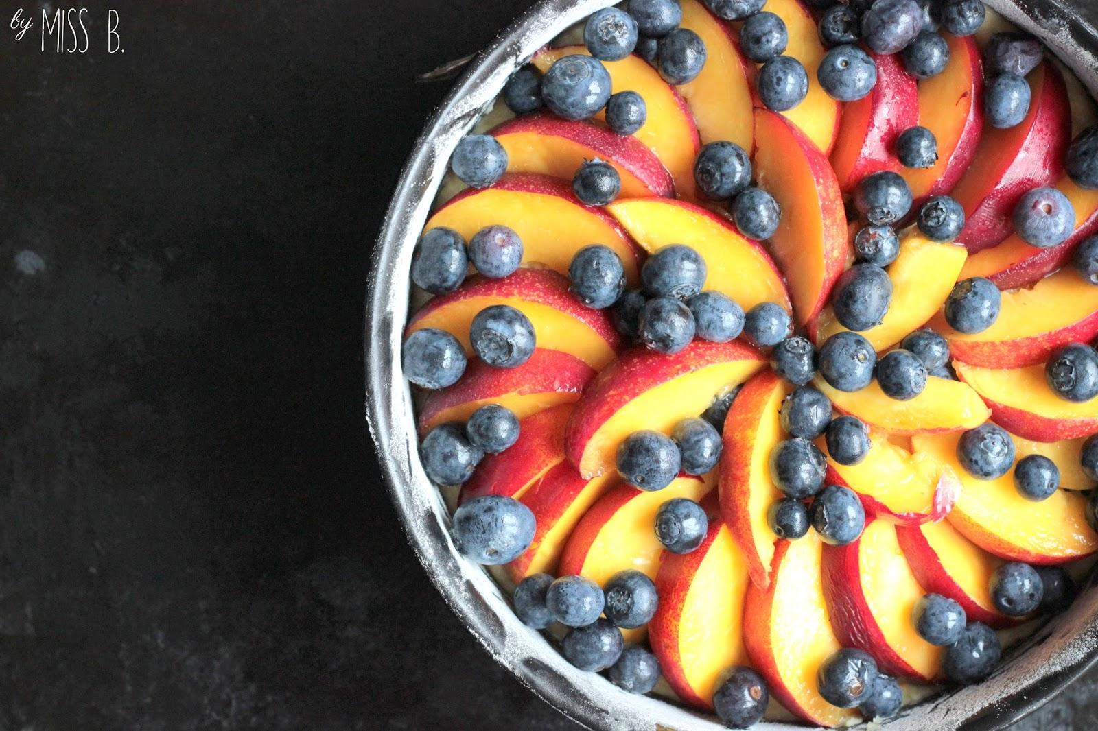 Schnelle kuchen heidelbeeren