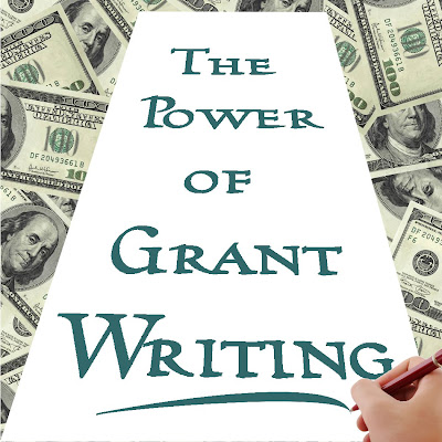 Power of grant writing image