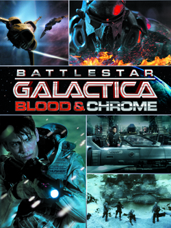 Ngn H i Chin - Battlestar Galactica: Blood & Chrome
