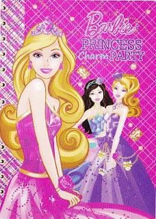 Selimut Rosanna Sutra Barbie Princess Charm Party