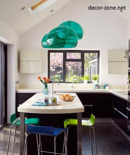 kitchen lighting, kitchen decorating ideas