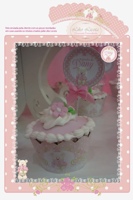 wrapper para cupcake