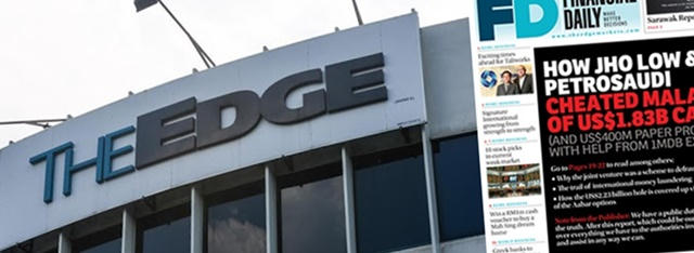 The Edge Berjaya Peroleh Kebenaran Semakan Kehakiman!