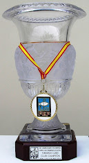 Campeones de España Embarcacion Fondeada Equipos 2012 Gijon (Asturias)