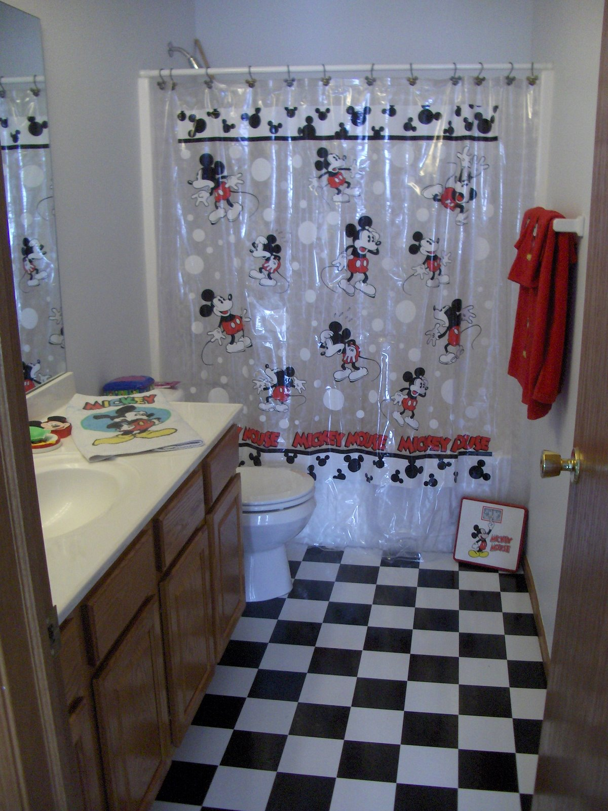 disney bathroom decor design ideas | a1houston