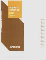Relatório do Saresp de Matemática