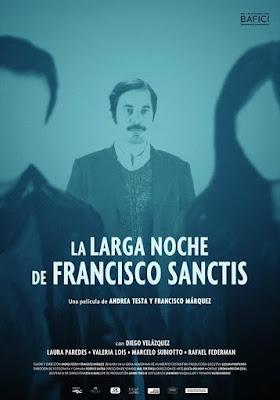 La Larga Noche De Francisco Sanctis 2016 Custom HDRip Latino