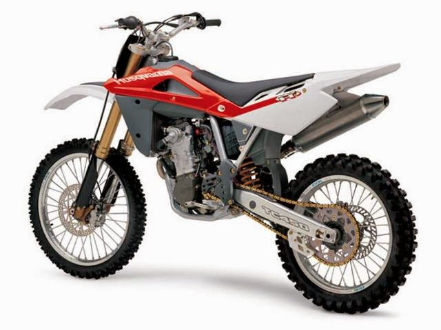 Husqvarna TC450 Used Motorcycels Price