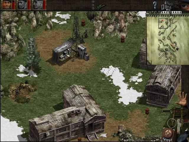 100 free games commandos download