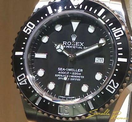Rolex Sky-Dweller 4000 2014