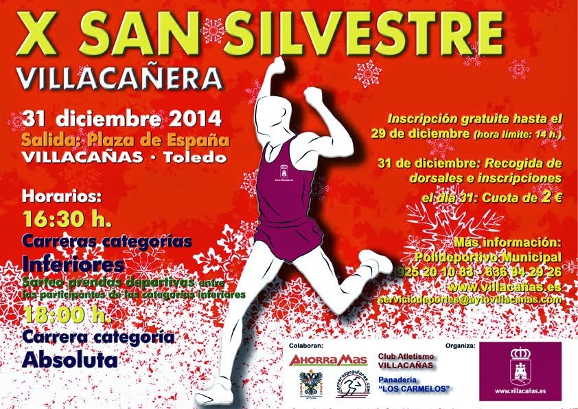 X San Silvestre Villacañera