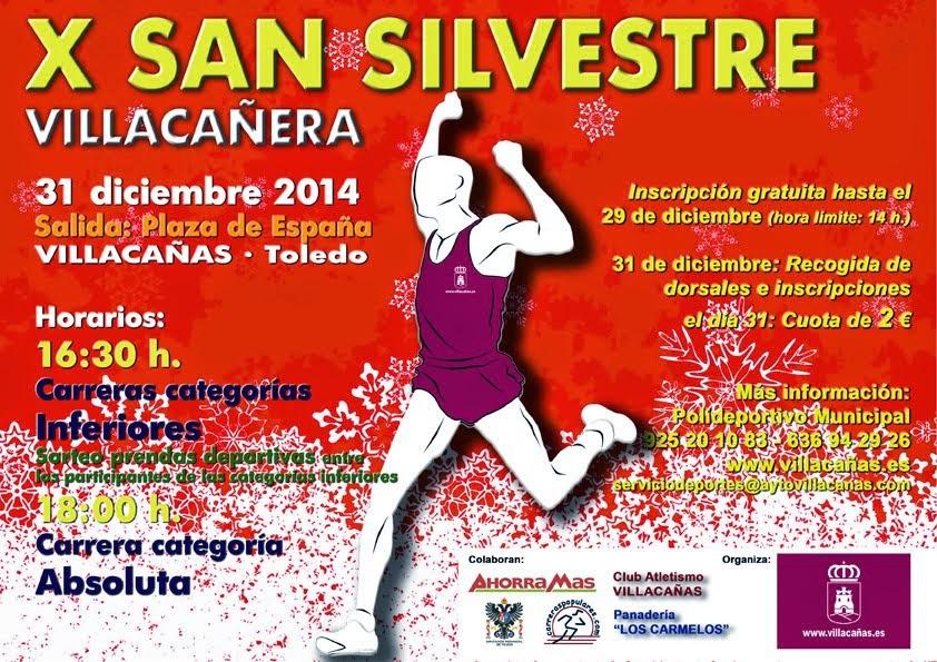 X San Silvestre Villacañera