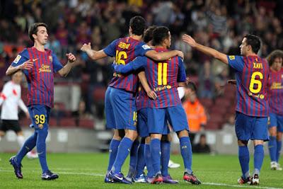 Barcelona 9 - 0 Hospitalet (3)