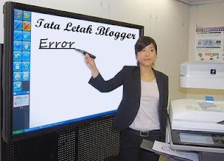 Tata Letak Blogger
