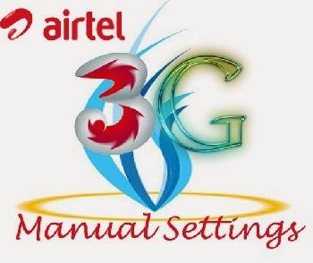 Cara setting manual Gprs / 3G 3