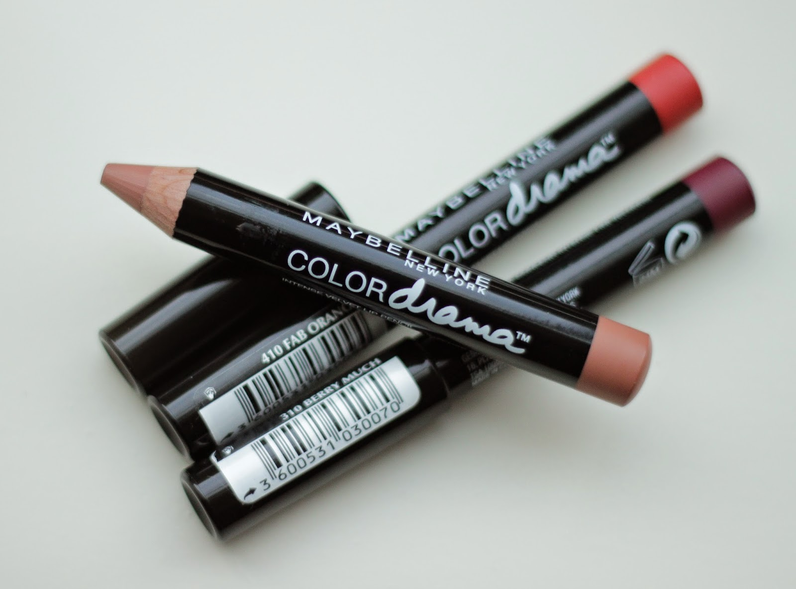 review maybelline color drama intense velvet lip pencil nude perfection