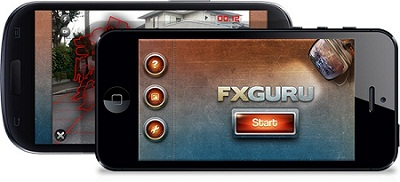 FxGuru for Android and iPhone