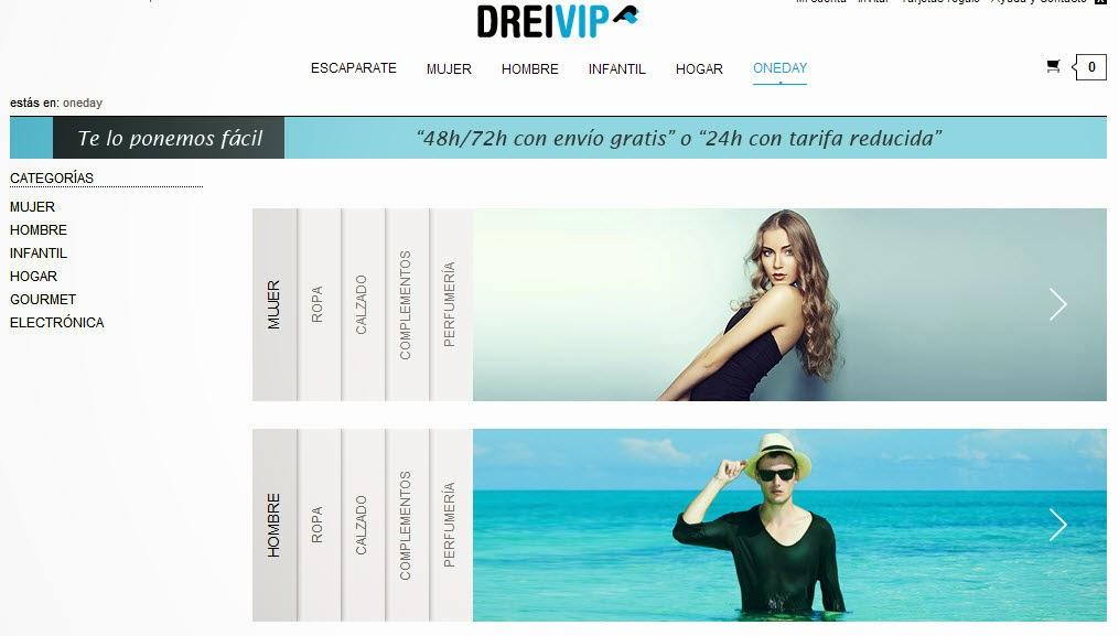 Registrate gratis en Dreivip