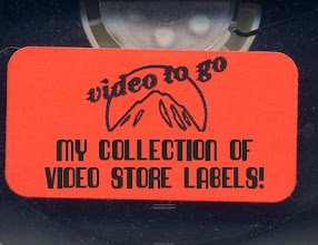 Video Store Stickers!