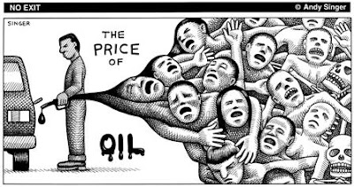 The Price of Oil Urbanismo