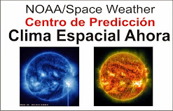 ¡CLIMA ESPACIAL AHORA!