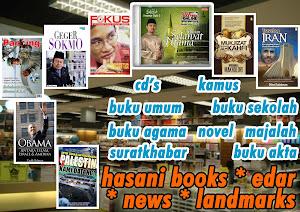 HASANI BOOKS GURUN