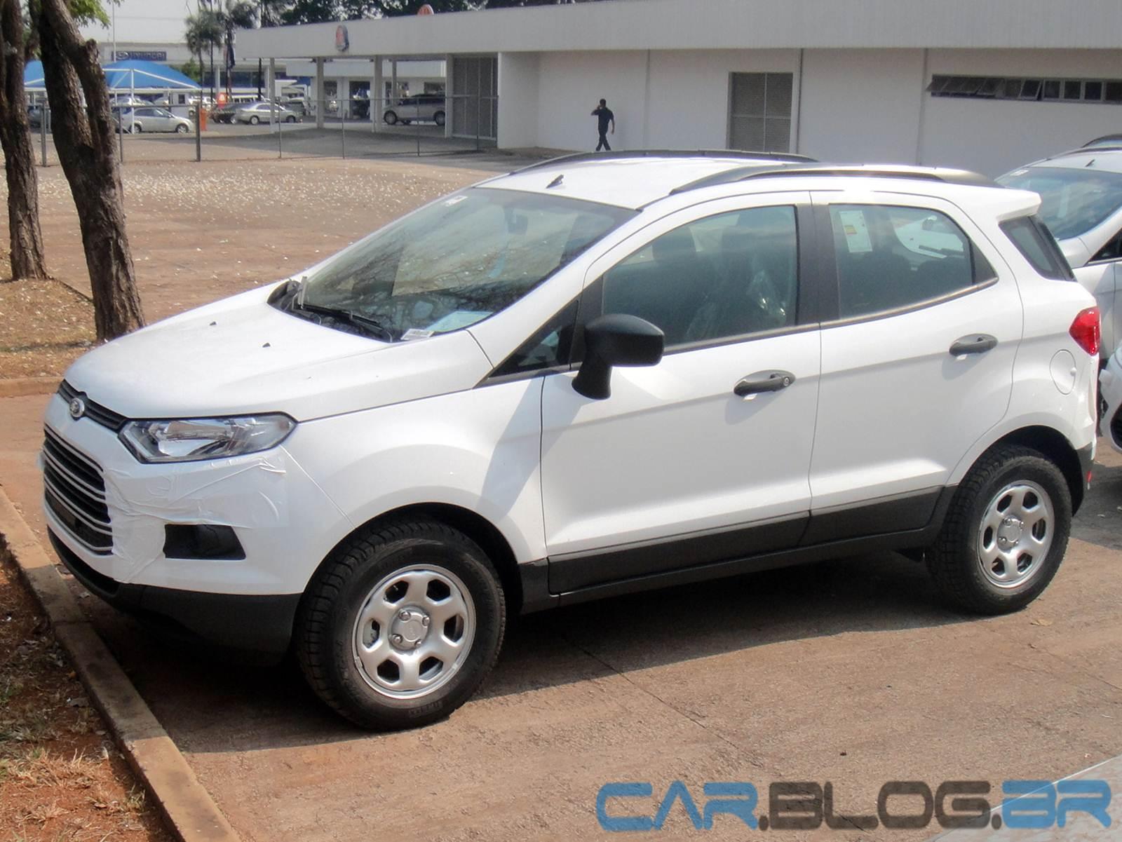 Ford EcoSport SE para PCD