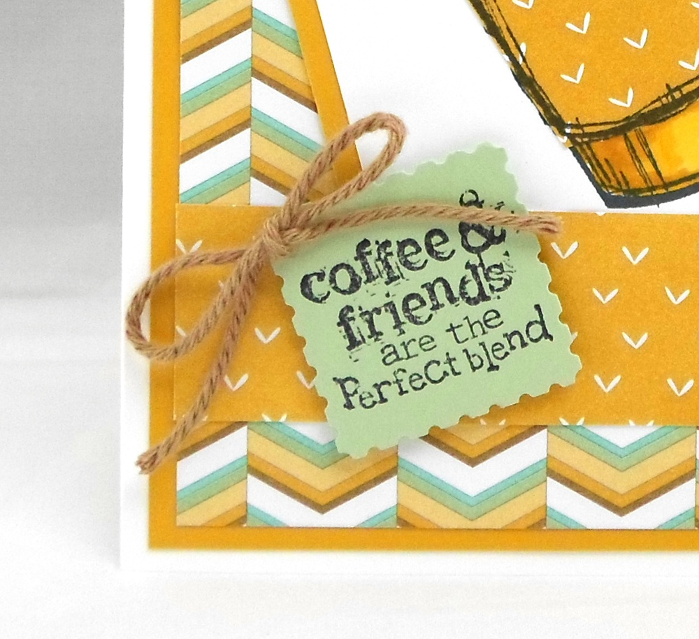 Perfect Blend Card Detail