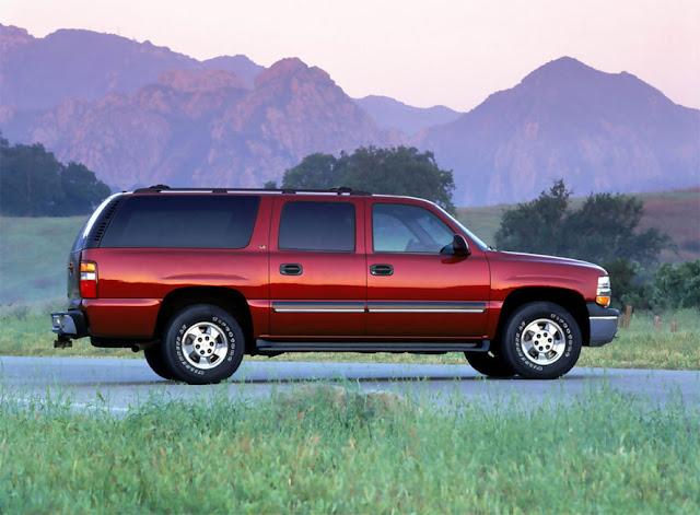 シボレー・サバーバン 9-10代目 | Chevrolet Suburban 1992-2006