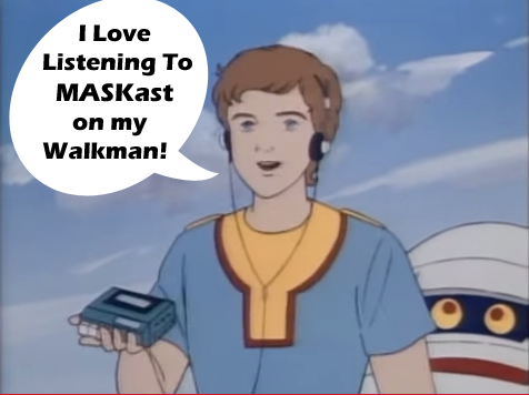 Full Maskast Archive Now Available In