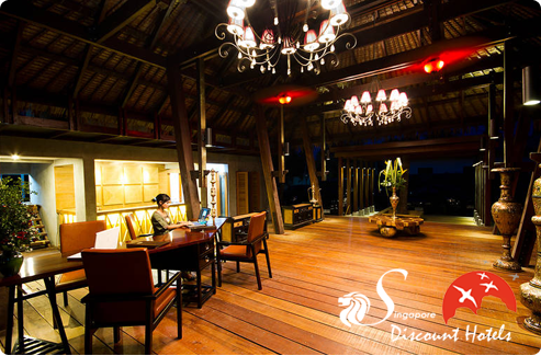 Tango Luxe Beach Villa Reception