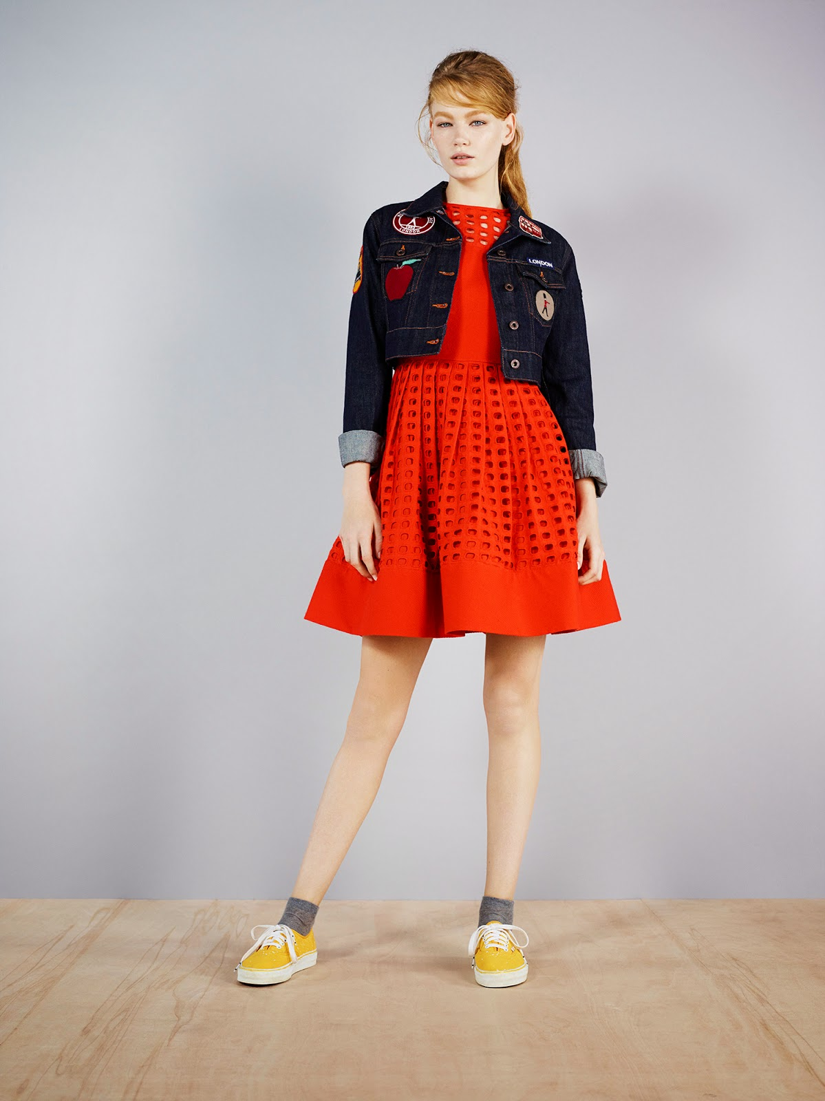 a7d07a6283c frumpy to funky  Richard Nicoll s first collection for Jack Wills