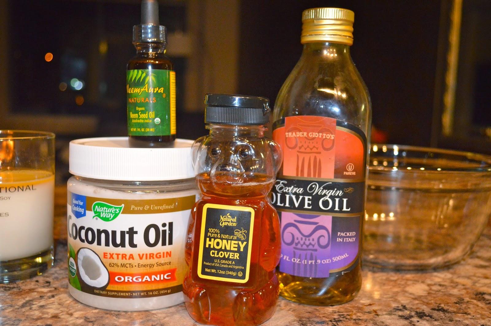 Honey Treatment for Natural Hair