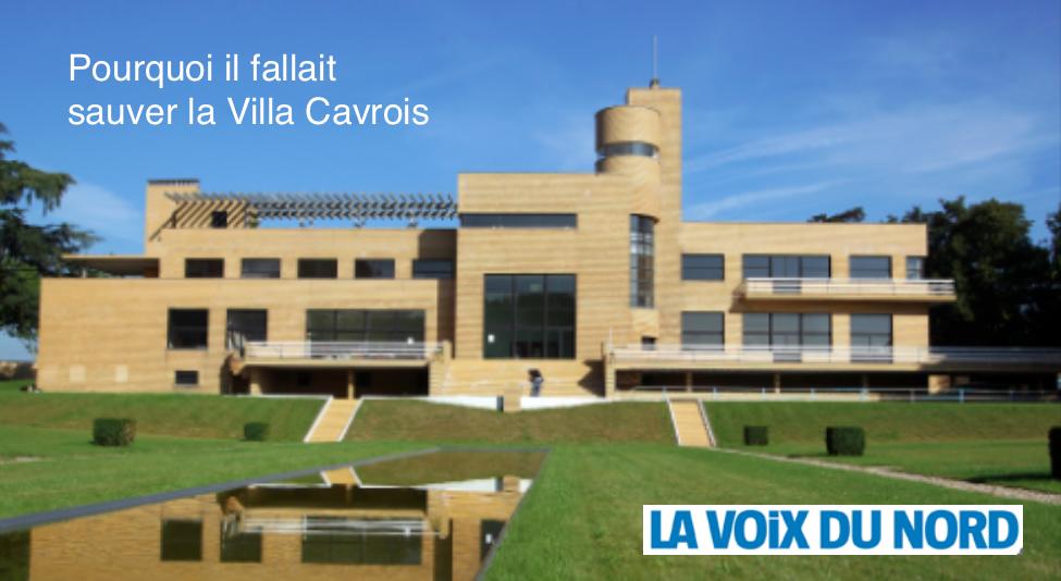 Pourquoi il fallait sauver la Villa Cavrois