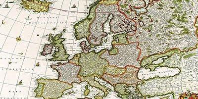 Як змінювалася карта Європи (відео)
