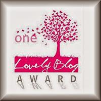 """Premio ONE LOVELY BLOG AWARD otorgado por Pilar de """"De scrap y otras cositas"""""""