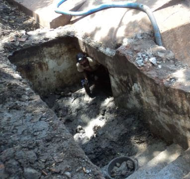 Ruang Bawah Tanah Kuno Ditemukan di Komplek Balaikota Solo