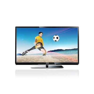 42 Zoll LED-TV Philips 42PFL4007K/12 für nur 449 Euro bei Amazon die ganze Woche
