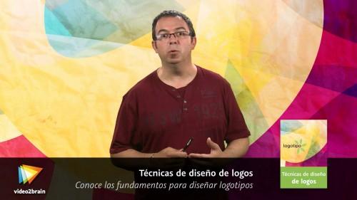 Curso en video Técnicas de diseño de logos-Español