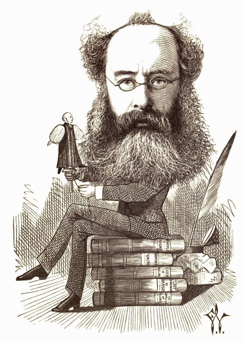Anthony Trollope: 1815 - 2015