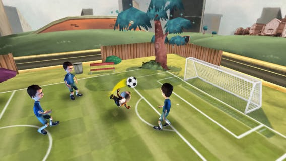 screenshot 1 Soccer Moves 1.0