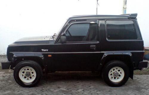 Modifikasi Daihatsu Taft  Tahun 1994