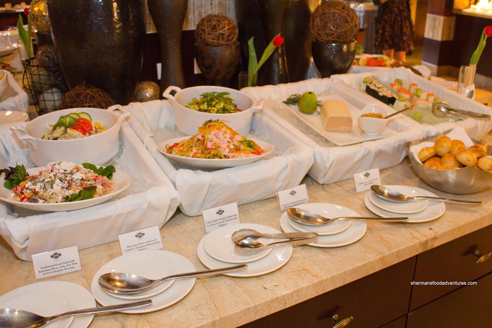 Sherman's Food Adventures: Sunday Brunch @ EBO (Delta ...