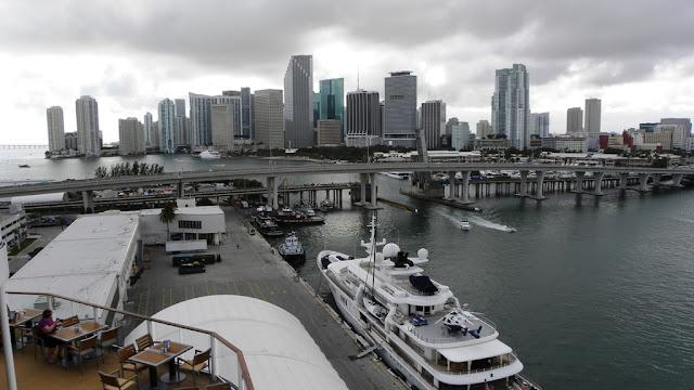 Skyline Miami Downtown