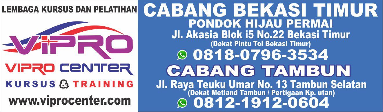 Kursus Komputer dan Akuntansi di Bekasi 081807963534 Tambun Cibitung Cikarang Jakarta Vipro.Co.ID