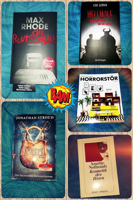 Bücher-Haul