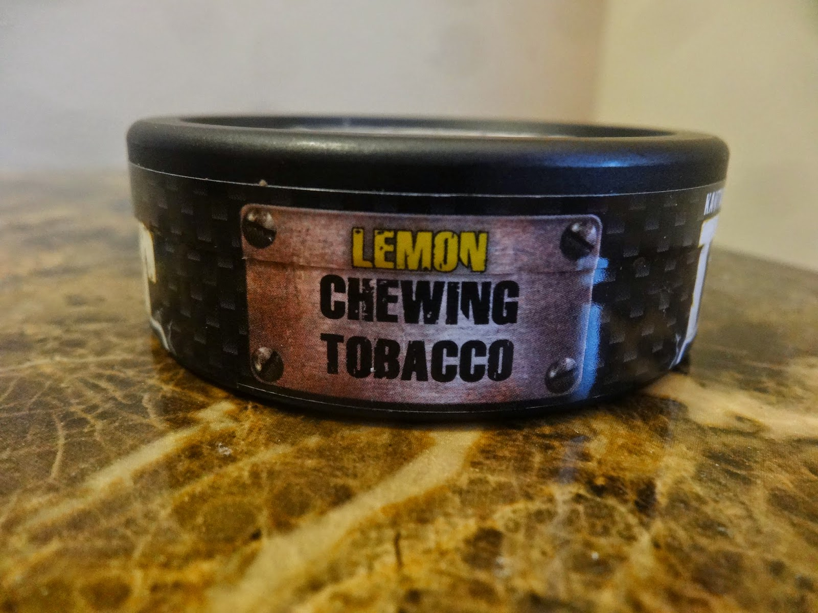 how to use thunder chewing tobacco